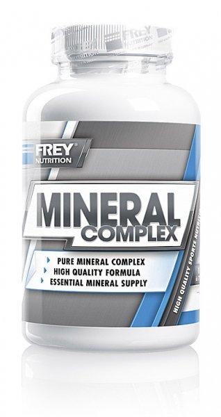 frey nutrition mineral complex